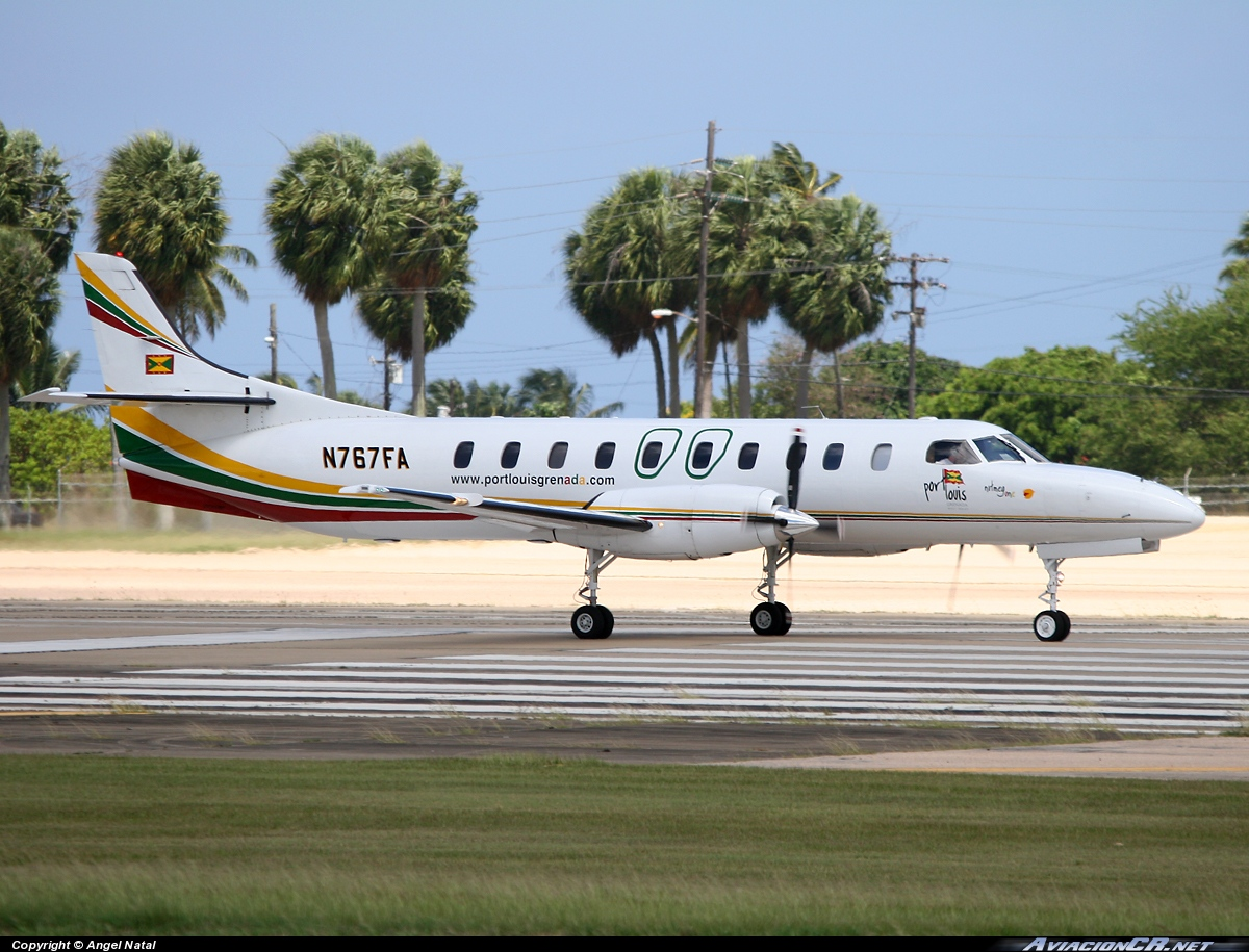 N767FA - FAIRCHILD SA227 - MERLIN VENTURES LTD