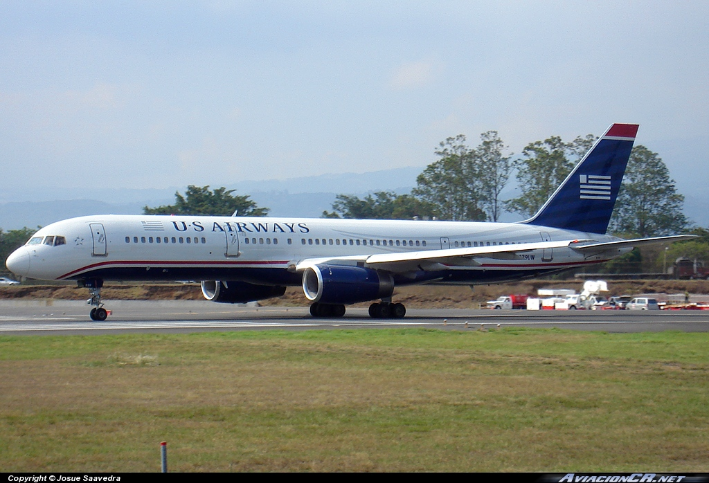 N939UW - Boeing 757-2B7 - US Airways