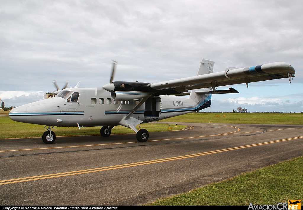 N10EA - De Havilland Canada DHC-6-200 Twin Otter - Privado