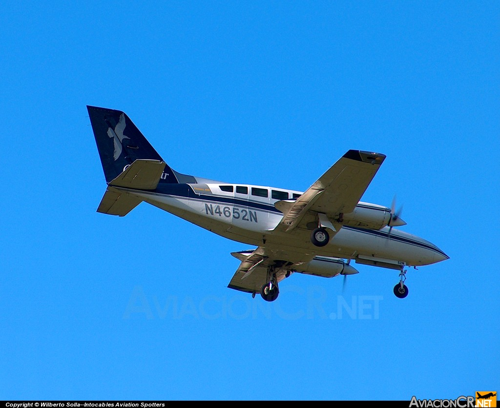 N4652N - Cessna 402 (Genérico) - Cape Air
