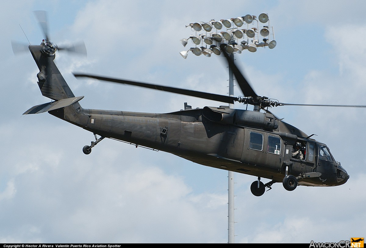 - Sikorsky UH-60A(C) Black Hawk (S-70A) - USA-National Guard