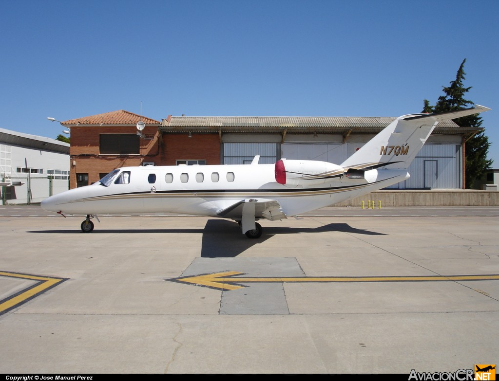N7QM - Cessna 525A CitationJet 2 - Privado