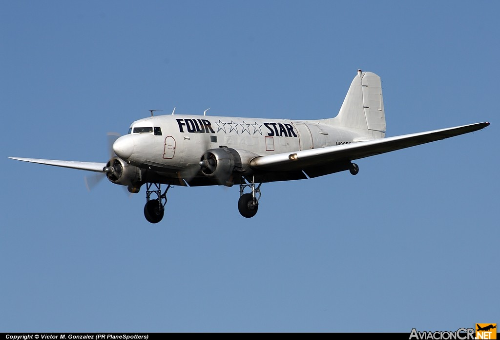 N136FS - Douglas DC-3 (C-47/53/117/R4D/Skytrain/Dakota) - Four Stars Aviation