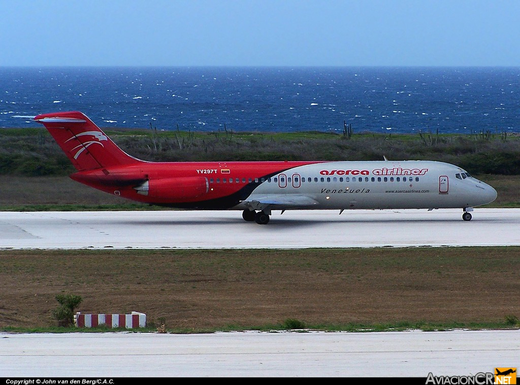 YV297T - McDonnell Douglas DC-9-32 - Aserca Airlines