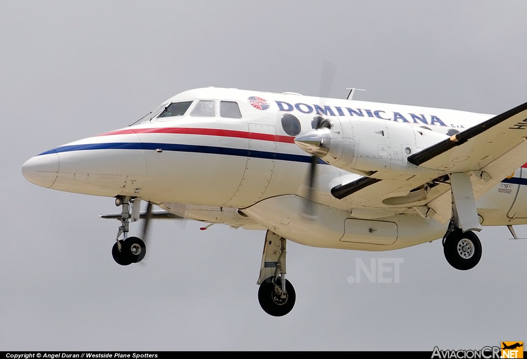 HI817 - British Aerospace Jetstream 31 - PAWA Dominicana