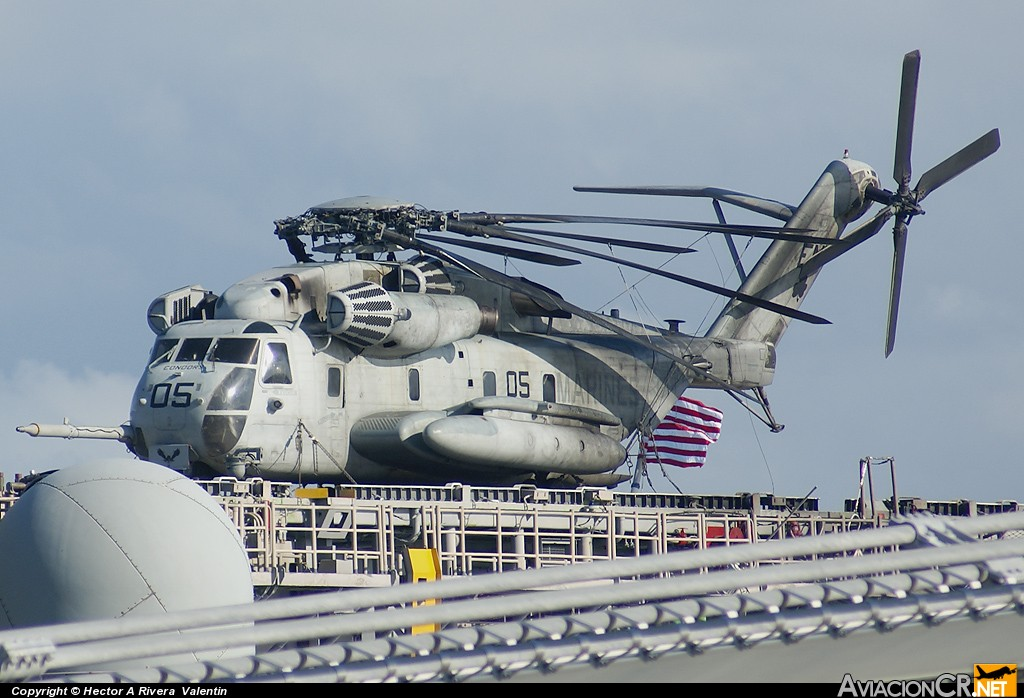 - Sikorsky CH-53 Sea Stallion - USA - Marines