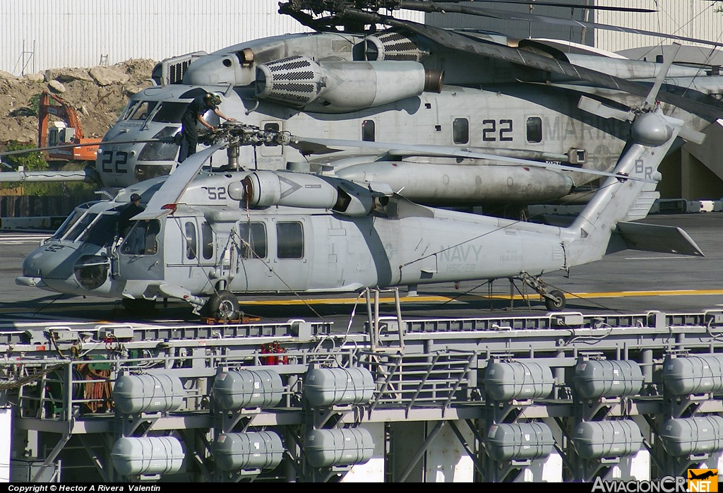 166299 - Sikorsky MH-60S Knighthawk (S-70A) - US NAVY