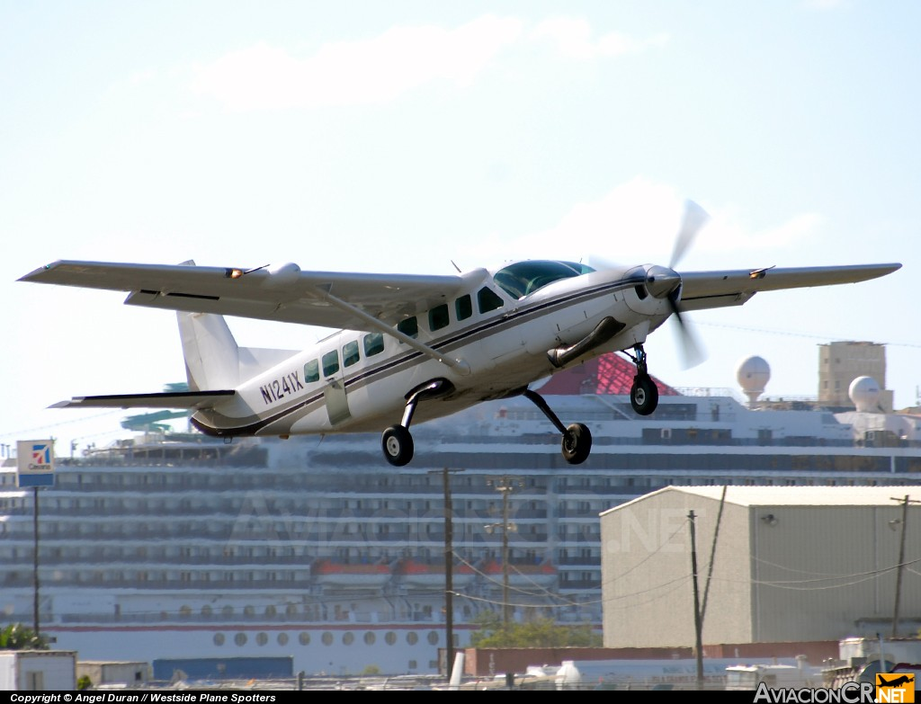 N1241X - Cessna 208B Grand Caravan - M & N Aviation Inc.