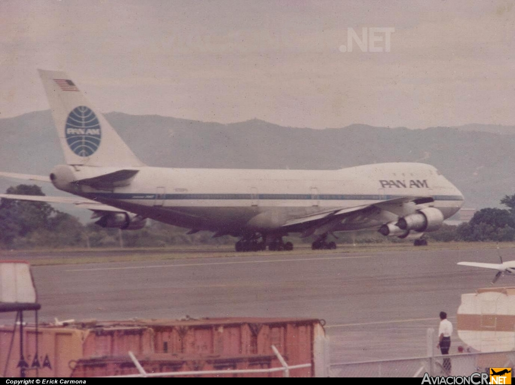 - Boeing 747-121 - Pan Am