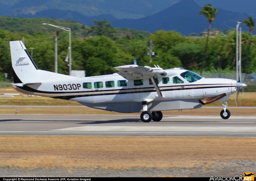 N903DP - Cessna 208B Grand Caravan - Privado