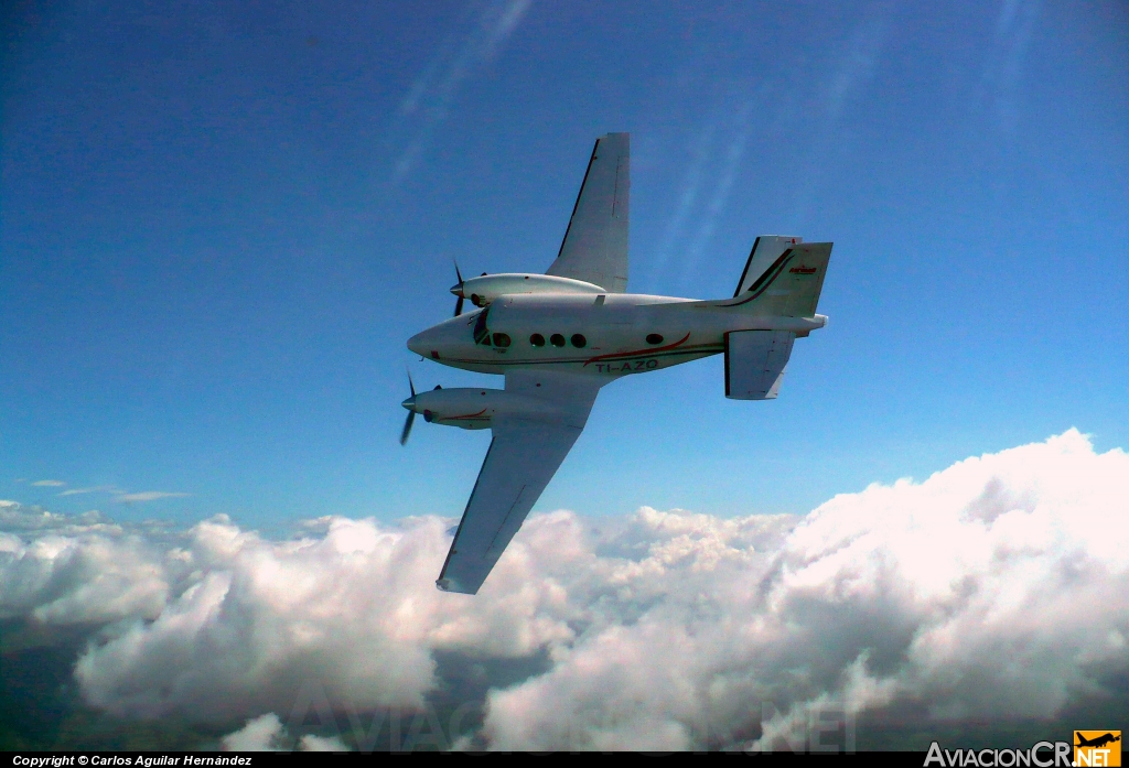 TI-AZO - Beechcraft King Air E90 - Aerobell