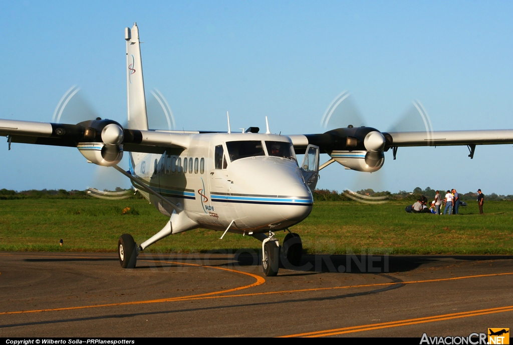 N10AE - De Havilland Canada DHC-6-300 Twin Otter - Skydive Chicago