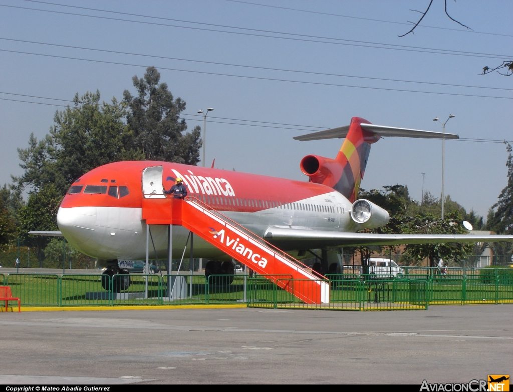 HK-3480 - Boeing 727-2H3(Adv) - Avianca Colombia