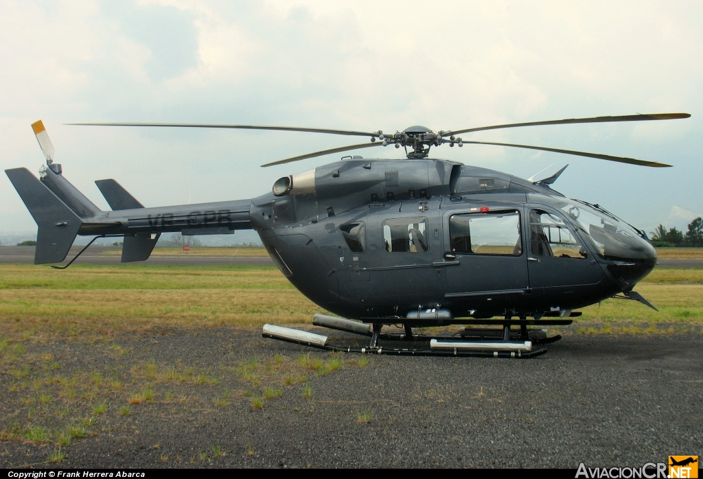 VP-CPB - Eurocopter EC-145 - Privado