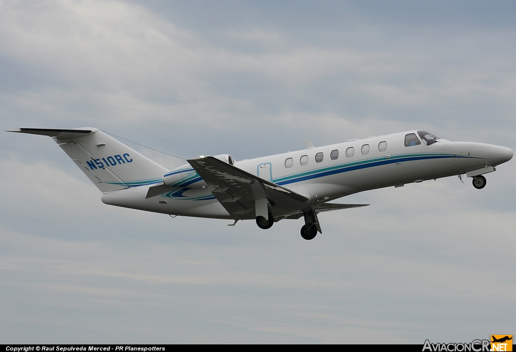 N510RC - Cessna 525B CitationJet 3 - Untitled (RC Aviation Services Inc.)