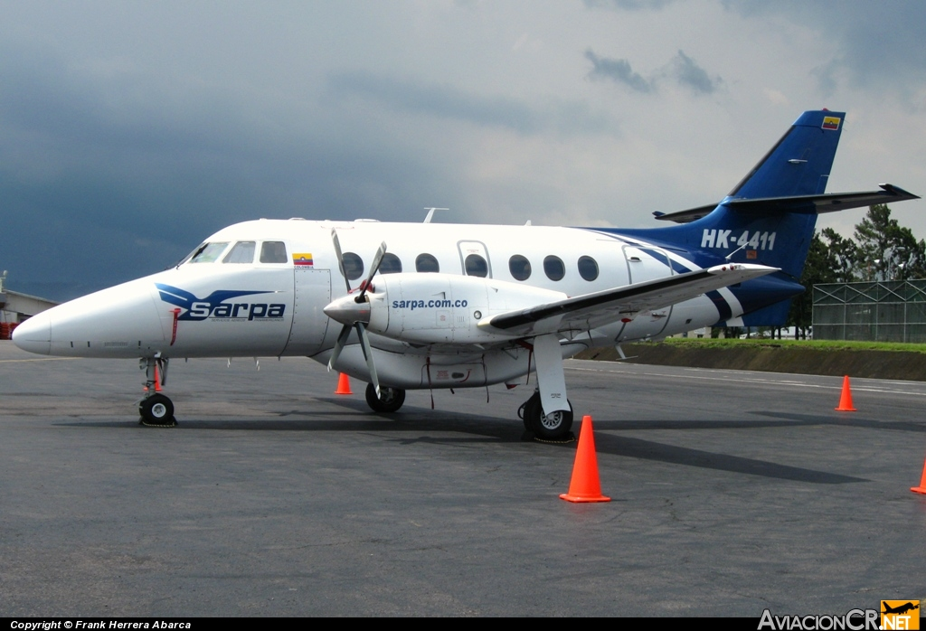 HK-4411 - British Aerospace Jetstream 32EP - SARPA Colombia