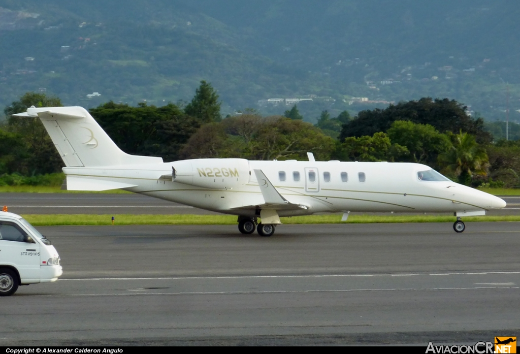 N22GM - Learjet 45 - Privado