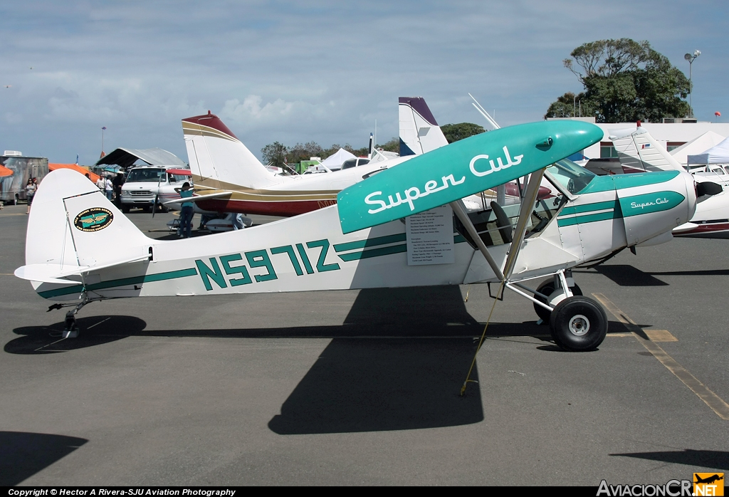 N5971Z - Piper PA-18A-150 Super Cub - Flight World