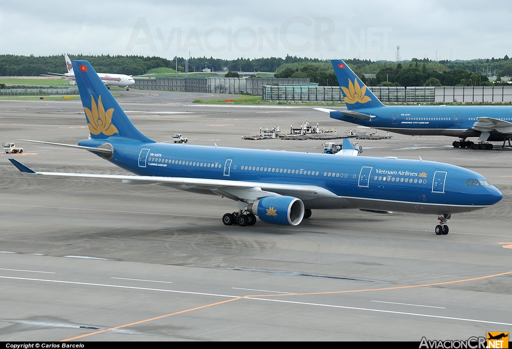 VN-A375 - Airbus A330-223 - Vietnam Airlines