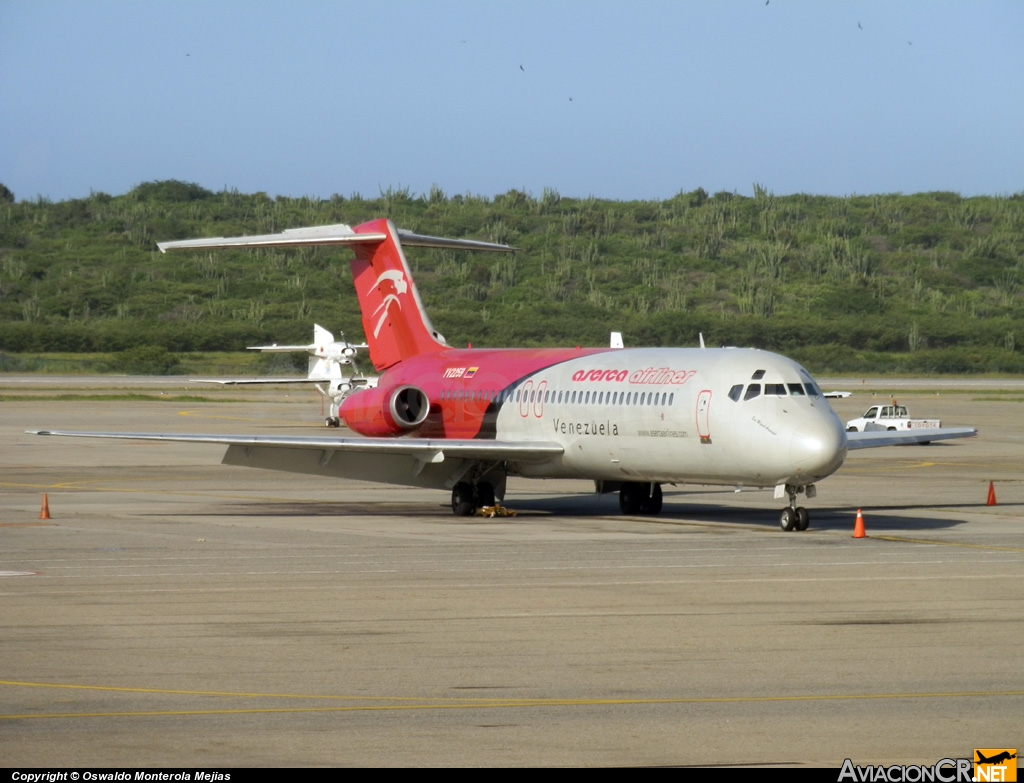 YV2259 - McDonnell Douglas DC-9-32 - Aserca Airlines