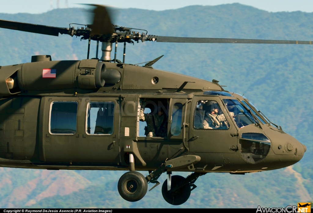 78-22967 - Sikorsky UH-60A Black Hawk (S-70A) - United States Army