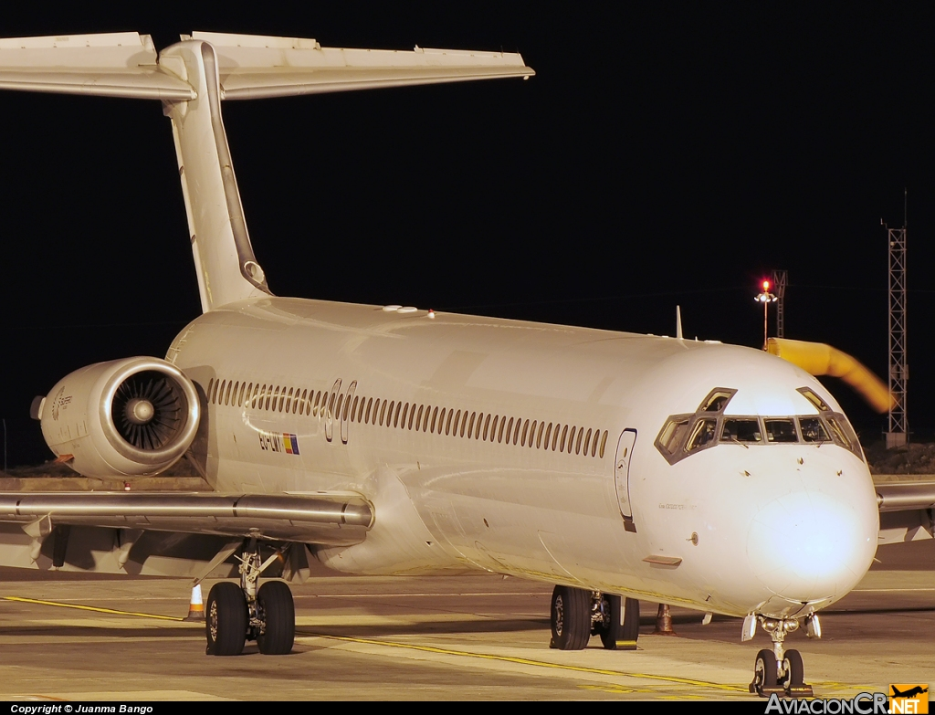 EC-LMY - McDonnell Douglas MD-83 (DC-9-83) - IMD Airways