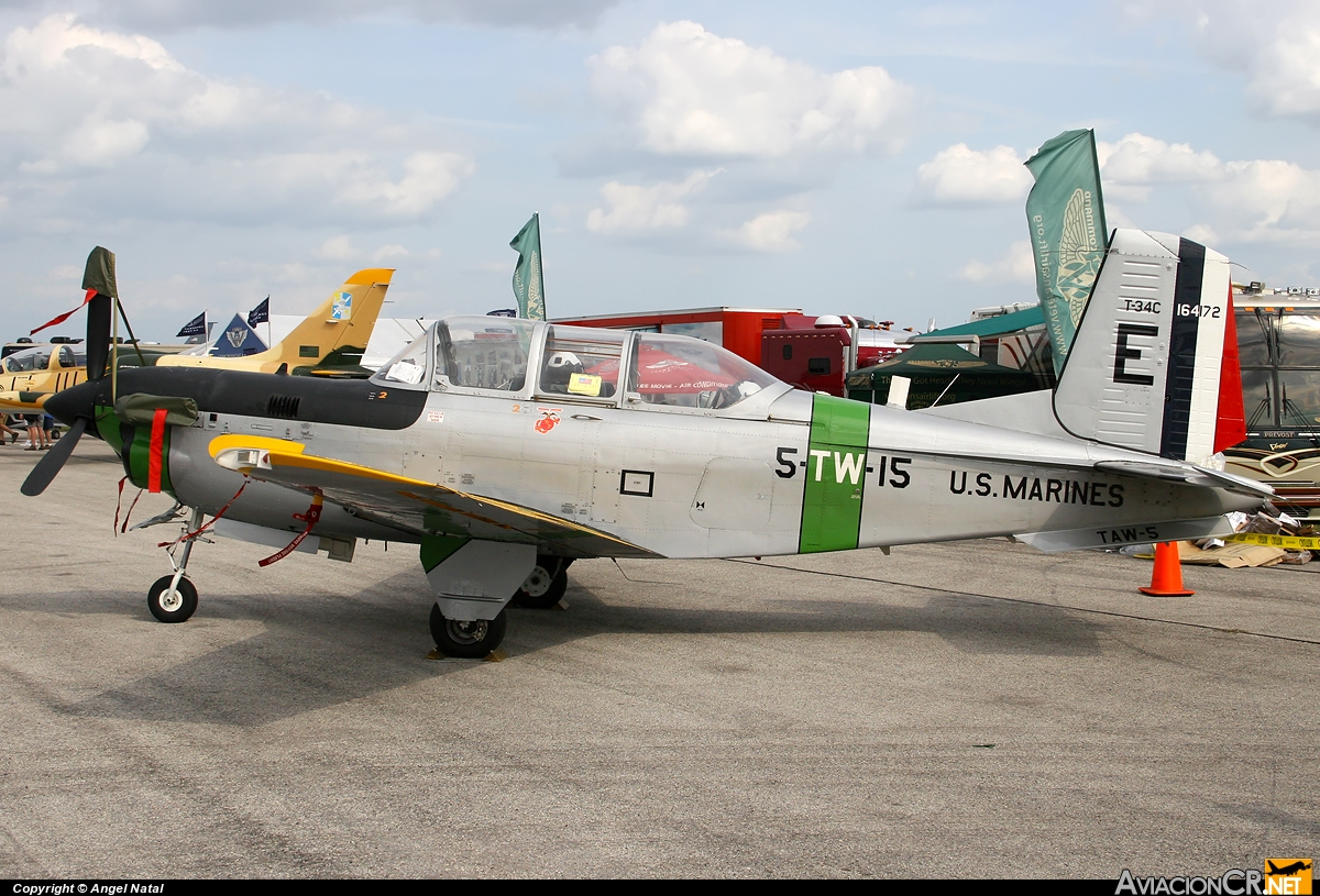 164172 - Beechcraft T-34C Turbo Mentor - USA - Marina/NAVY