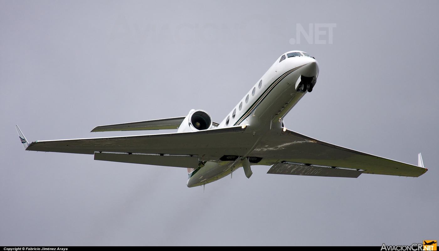 N669BJ - Gulfstream G-IV(SP) - Private