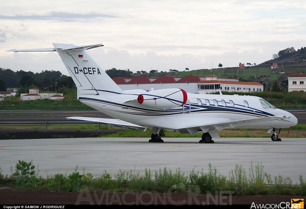 D-CEFA - Cessna 525C CitationJet 4 - E-Aviation GmbH