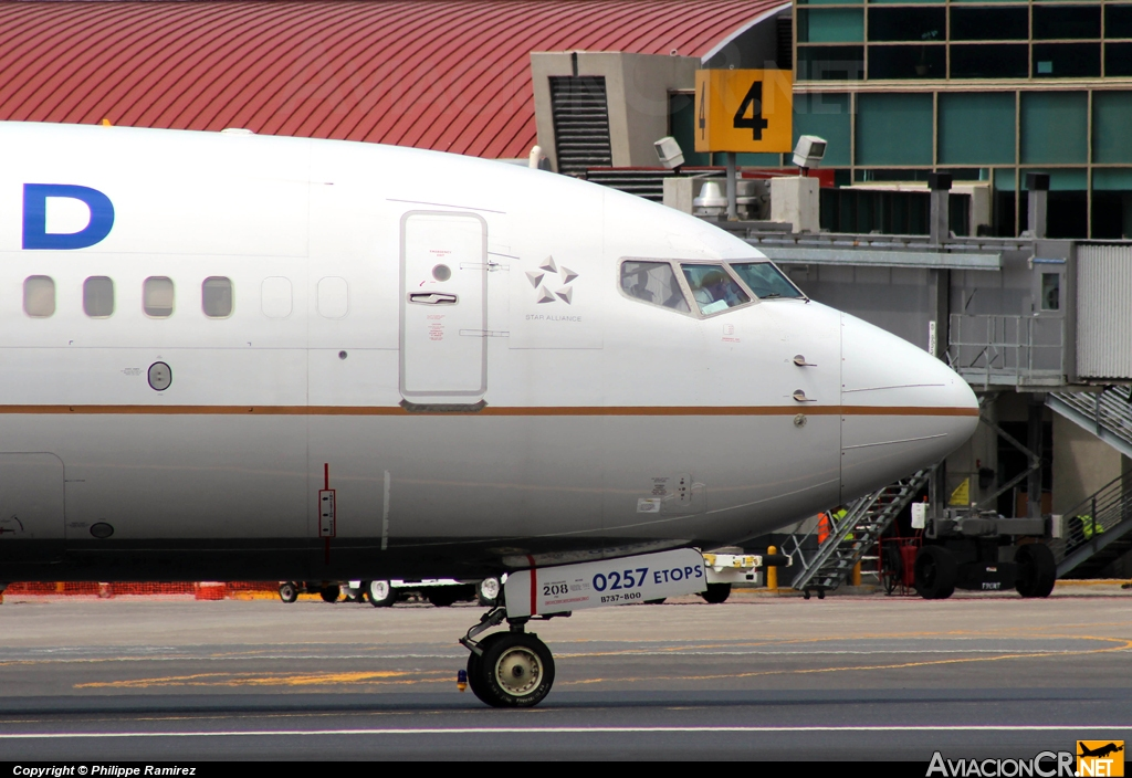 N38257 - Boeing 737-824 - United (Continental Airlines)