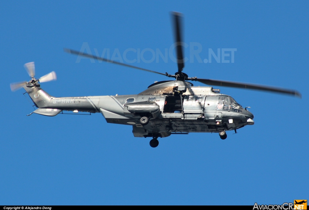 B-HRM - Eurocopter AS-332L2 Super Puma Mk2 - Hong Kong Government Flying Service