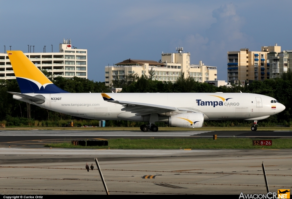 N331QT - Airbus A330-243 - Tampa Colombia
