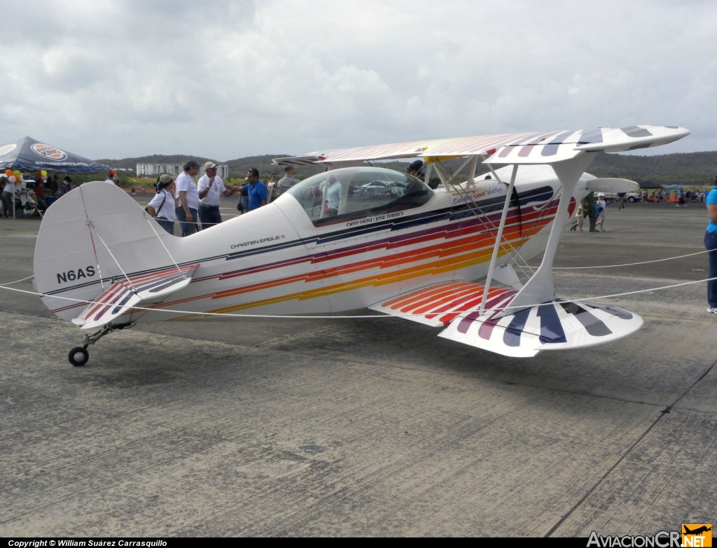N6AS - Christen Eagle II - Privado