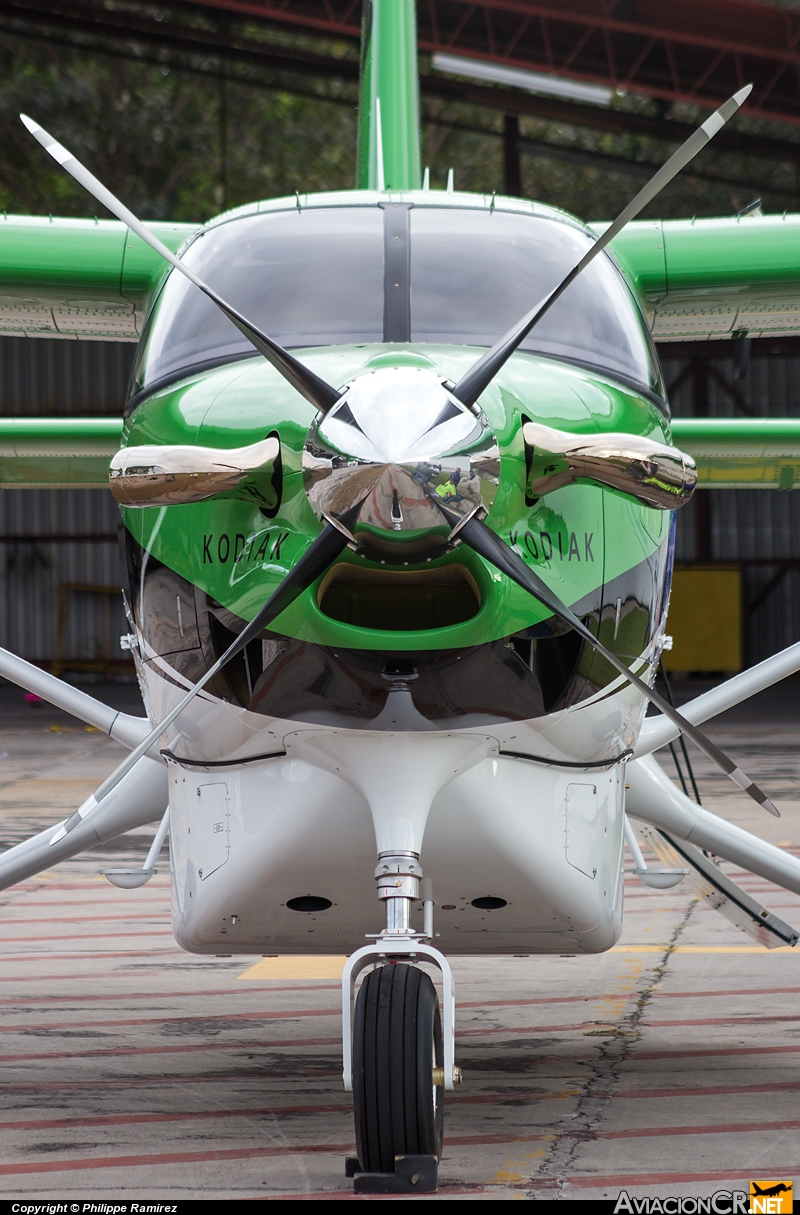 N108KQ - Quest Aircraft Kodiak 100 - Privado