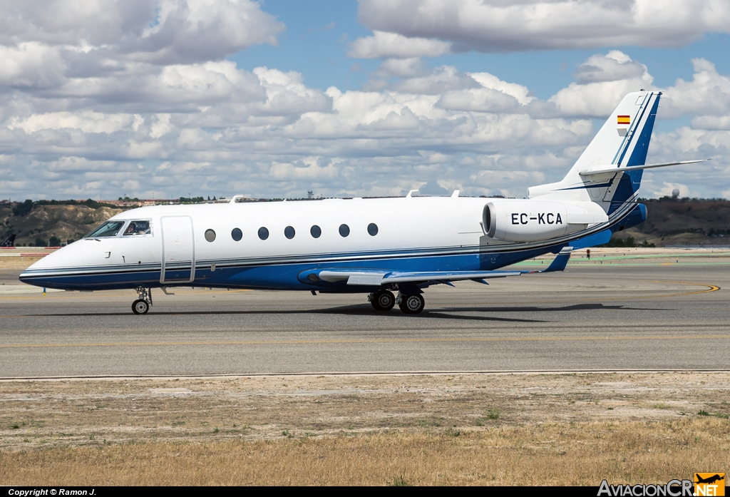 EC-KCA - Gulfstream Aerospace G200 - Gestair