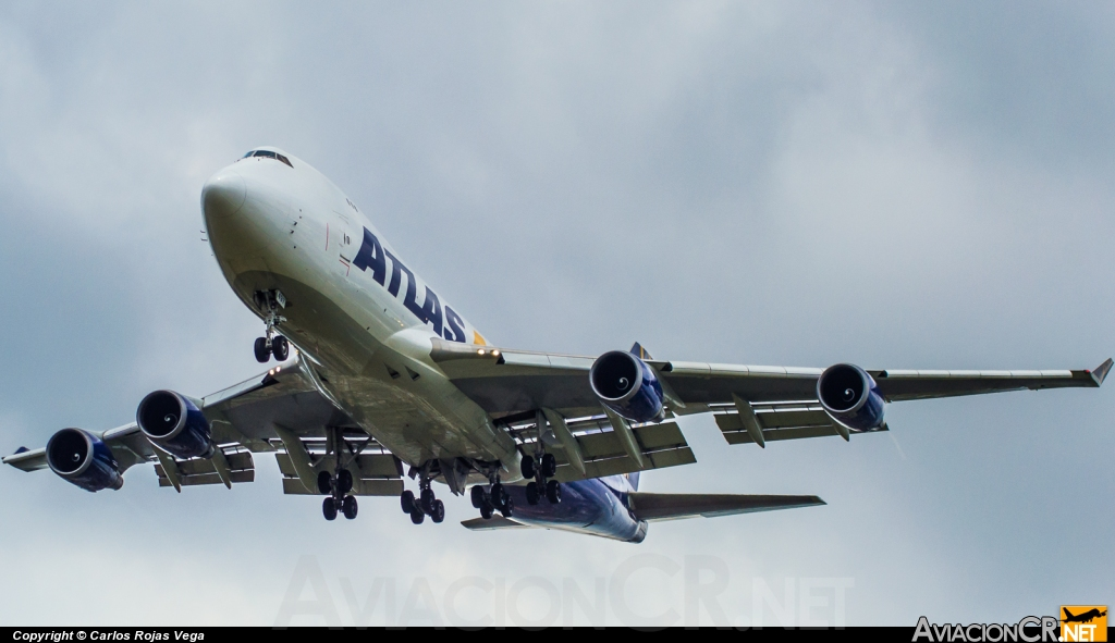 N497MC - Boeing 747-47UF(SCD) - Atlas Air