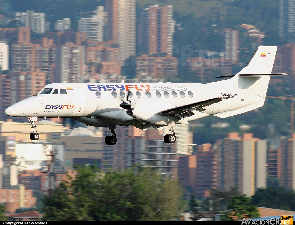 HK-4503 - British Aerospace Jetstream 41 - EasyFly
