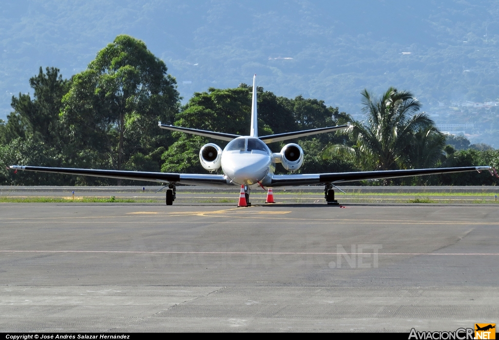N237BG - Cessna 560XL Citation Excel - Privado