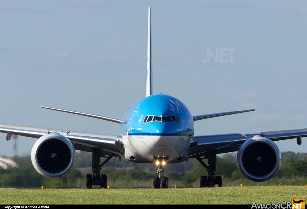 PH-BVG - Boeing 777-306(ER) - KLM Royal Dutch Airlines