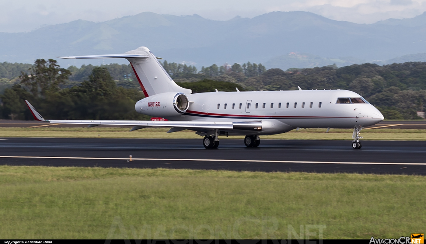 N2012C - Bombardier BD-700-1A10 Global Express - Desconocida