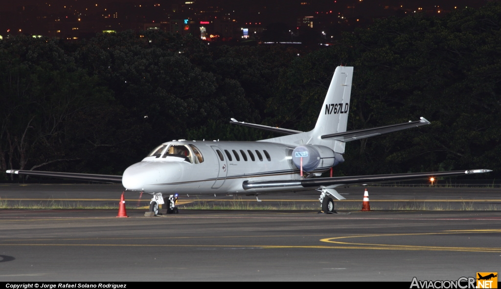 N767LD - Cessna 560 Citation V - Privado