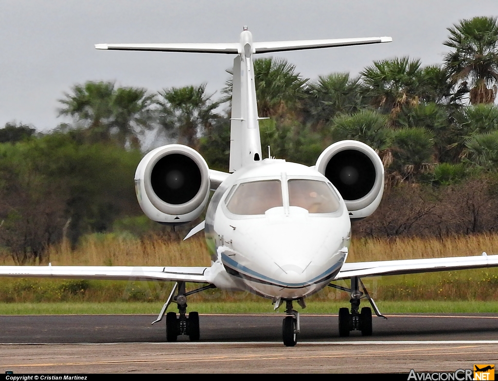 T-10 - Learjet 60 - Fuerza Aerea Argentina