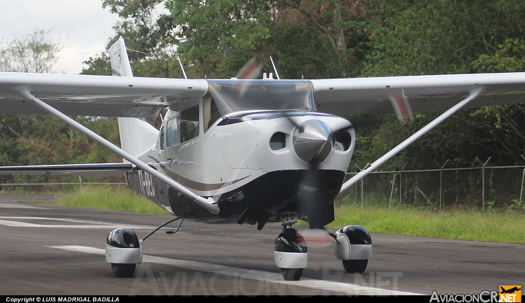 TI-BEC - Cessna 206 Stationair TC - Privado