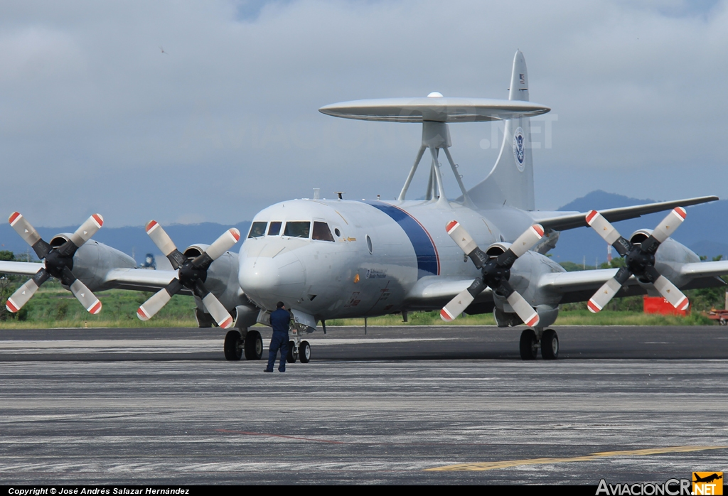 N142CS - Lockheed P-3B Orion - U.S. Customs and Border Protection