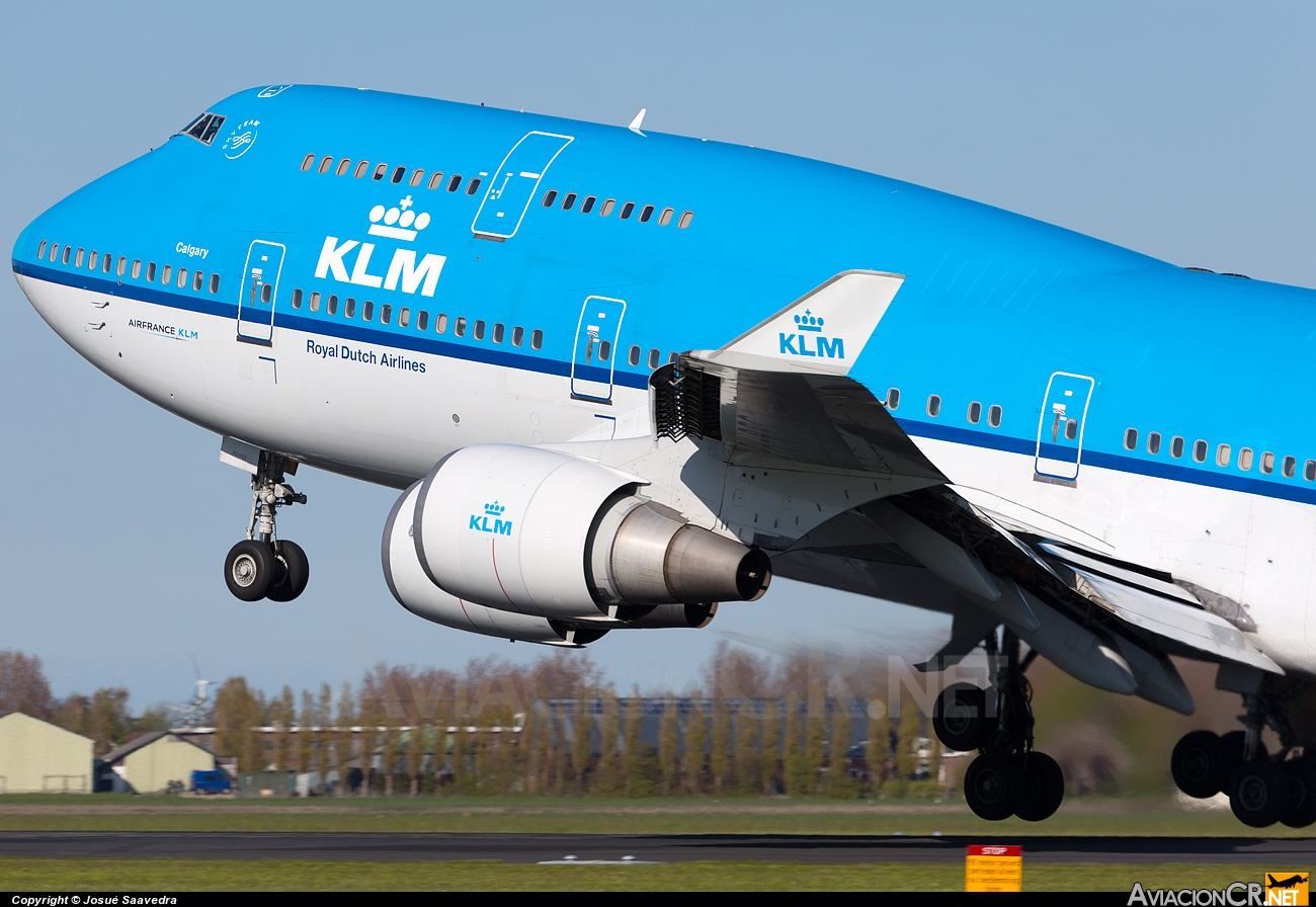 PH-BFC - Boeing 747-406M - KLM - Royal Dutch Airlines